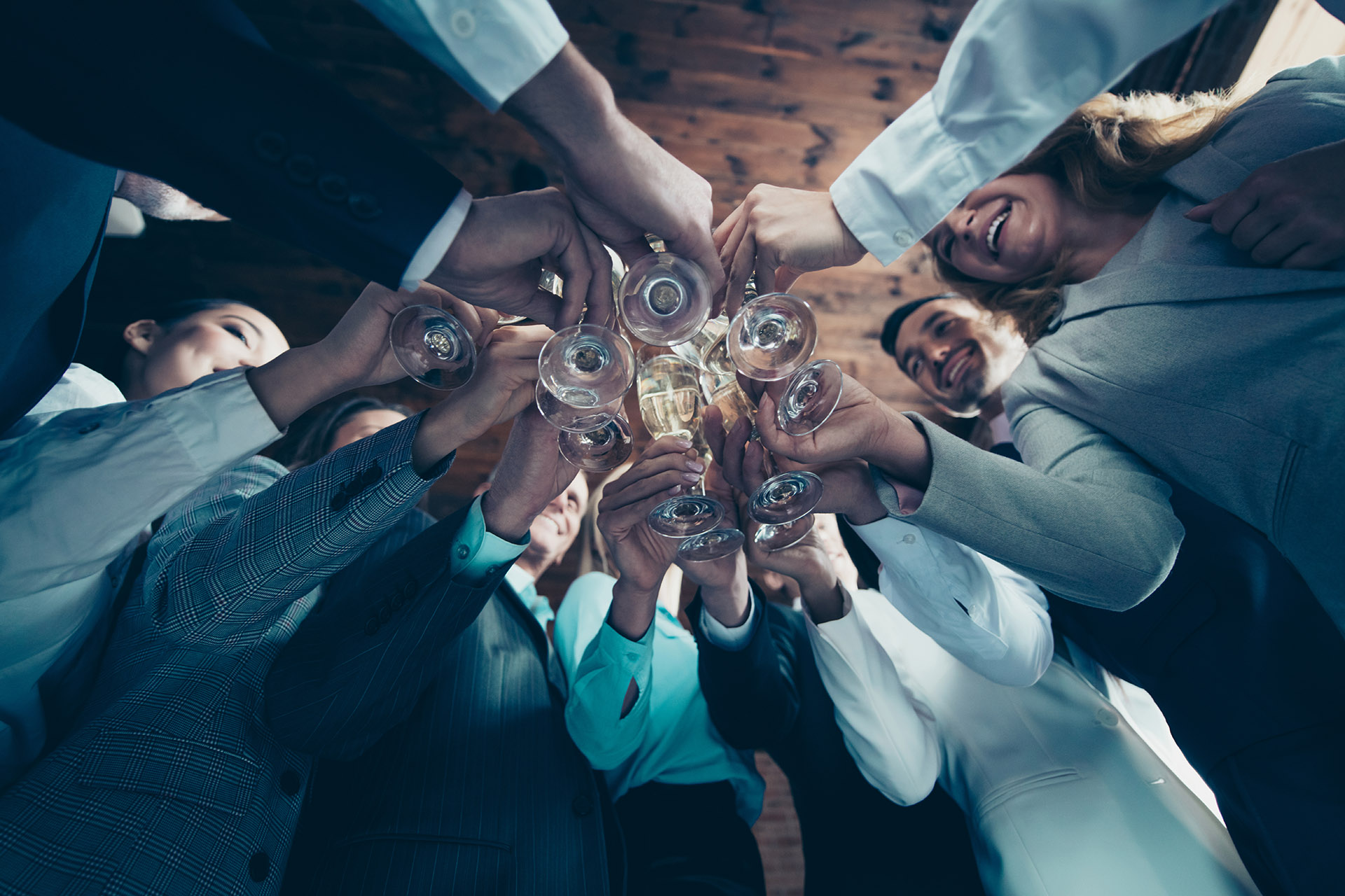 Less Partying, More Teambuilding